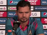 World Cup 2015: Mortaza Delighted With Bangladesh Bowling After Afghanistan Win