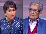 Video : 'Am Free To Criticise PM Modi; Doesn't Give Govt Right To Interfere': Amartya Sen to NDTV