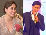 Video: SRK To Host Reality Show, Kareena Reveals 'Gems' of her Life