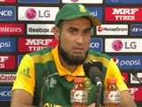 Cricket World Cup 2015: Happy Not to be Bowling to AB de Villiers, Says Imran Tahir