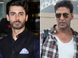 Video: Akshay Learns Arabic for Airlift, Fawad to Play Conman