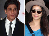 Video: SRK Promises to Give Up Smoking; Shraddha is an All-Rounder