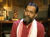Videos : रवीश कुमार से बातचीत में भावुक हो उठे योगेंद्र यादव