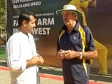 Video: World Cup: Bruce Yardley Warns Youngsters Not to Copy Muttiah Muralidharan
