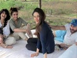 Video : Kareena, Saif's Weekend Getaway with Soha, Kunal