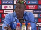 India vs West Indies World Cup 2015: Discipline Key For us in Must-win Game, Says Jason Holder