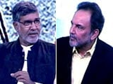 Video : What's Your Choice With Kailash Satyarthi
