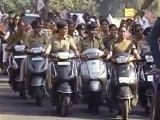 Videos : अंतर्राष्ट्रीय महिला दिवस पर नागपुर में महिलाओं की बाइक रैली
