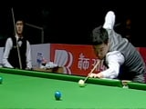 Video: Defending Champion Ding Junhui Out of the Indian Open Snooker Tournament