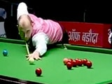 Video: Indian Open Snooker: Ricky Walden Knocks Out Joe Perry in the Quarter Finals