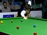 Video: Ricky Walden Enters Finals of the Indian Open Snooker