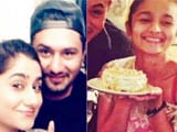 Video : Alia, Yo Yo Honey Singh's Low Key Birthday Celebrations