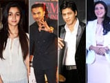 Video : Alia, Honey Singh's Low Key Birthday Celebrations; SRK, Kajol in Rohit Shetty's Dilwale