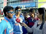 मेलबर्न में भारतीय फ़ैन्स ने बांग्लादेश को पहले ही दे दिया 'बोर्डिंग पास'
