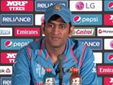 India Can Surely Play World Cup Final at MCG on March 29: MS Dhoni
