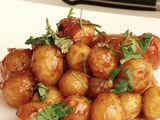 Video: Naan Thod (Tamarind Potatoes)