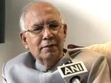 Videos : राहुल गांधी में भीड़ को संभालने की क्षमता नहीं : हंसराज भारद्वाज