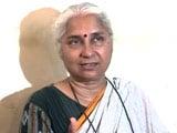 Video : Medha Patkar Quits AAP, Condemns Insult to Prashant Bhushan and Yogendra Yadav