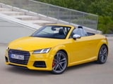Audi TT-S Roadster Review