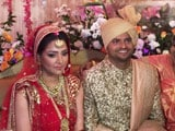Dhoni, Srinivasan, Fleming Lead Cricketing Fraternity at Suresh Raina's Wedding