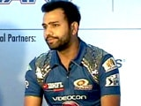 Rohit Sharma Determined to Lead Mumbai Indians to IPL 8 Title