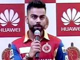 Video : Virat Kohli Backs RCB to Light Up IPL 8 With Brash Batting