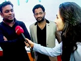 Video : AR Rahman Teams With Resul Pookutty After Six Years