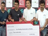 Gautam Gambhir Throws his Weight Behind Indian Ice Hockey Team