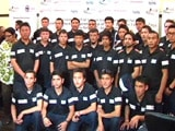 Indian Ice Hockey Team All Set to Compete in Kuwait