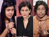 Video : #Stand Up for Women