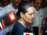 Video : 'The Only Answer Will Come From Rahul': Sonia Gandhi on Her Son Taking Over as Congress Chief