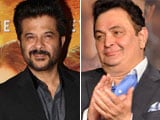 Video: Anil on Mr India Sequel, Rishi Kapoor Talks About Film Festivals