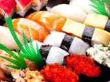 Bizarre Foods: Live Sushi Served in Japan