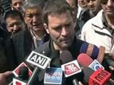 केदारनाथ में जाकर भगवान से कुछ नहीं मांगा : राहुल गांधी