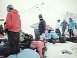 Videos : नेशनल रिपोर्टर : जब एवरेस्ट पर हुआ हिमस्खलन