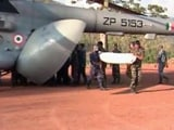 On Board an Indian Air Force Chopper Mission in Earthquake-Hit Nepal