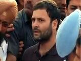 Videos : राहुल ने की पंजाब के किसानों से मुलाक़ात