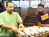 Rocky and Mayur's Favourite: Drooling Over Rolls in Delhi