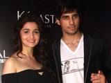 Alia Bhatt, Sidharth Malhotra to Star as Married Couple in Ad
