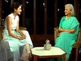 Video : Anushka Interviews Legendary Waheeda Rehman for NDTV