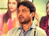 Video : 'जुरासिक वर्ल्ड' का डायनोसॉर देखकर इरफान खान के खड़े हो गए थे रोंगटे