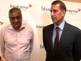 Video : India's Changing Retail Landscape: Future, Bharti Merge Retail Business