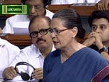 Video : Sonia Gandhi Takes on Government on 'Deplorable' Lapses in RTI Act