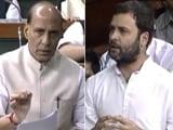 Videos : खबरों की खबर : अमेठी को नहीं मिलेगा 'शक्तिमान', संसद में आरोप-प्रत्यारोप
