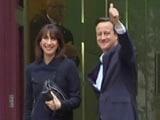 Video : ब्रिटेन में 'फिर एक बार, कैमरन सरकार'