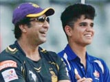 Arjun Tendulkar Just Like any Teenager in Sub-Continent: Wasim Akram to NDTV