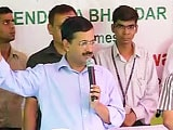 Video : Centre Trying to Rule Delhi Through Lieutenant Governor: Arvind Kejriwal Writes to PM Modi