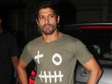 Video : Farhan Akhtar to Direct Film on Amputee Athlete's Life