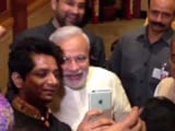 Video : PM Modi Attends Wedding Reception of Digvijaya Singh's Son, Clicks Selfie