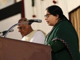Jayalalithaa Takes Oath as Tamil Nadu Chief Minister for the Fifth Time